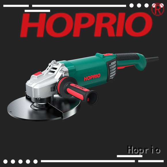 Hoprio battery angle grinder fast-installation factory direct