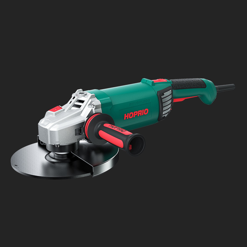 230 Type Brushless Angle Grinder