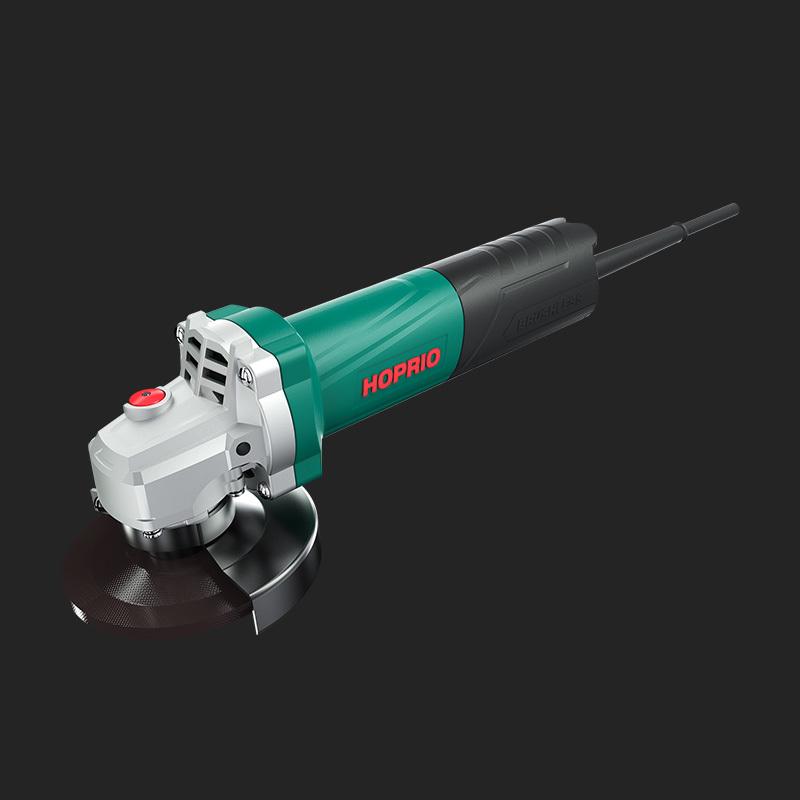 Hoprio 4 Inch 220V S1M-100YE2 Brushless Angle Grinder Machine