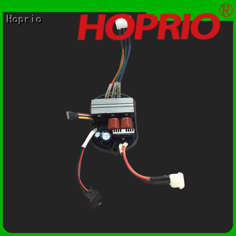Hoprio brushless controller fast delivery manufacturer