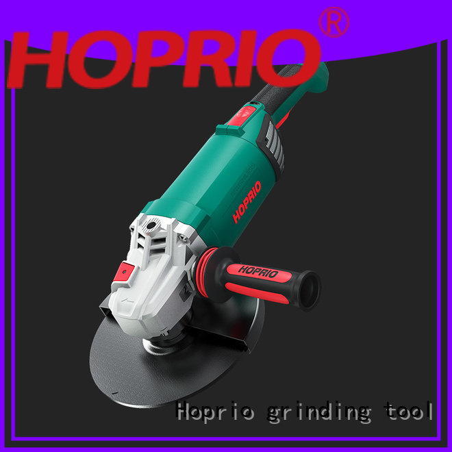 Hoprio battery angle grinder factory direct