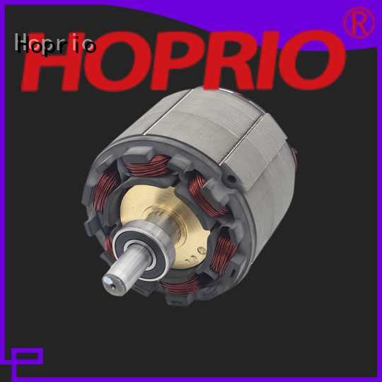 Hoprio high speed angle grinder motor wholesale for electric vehicles