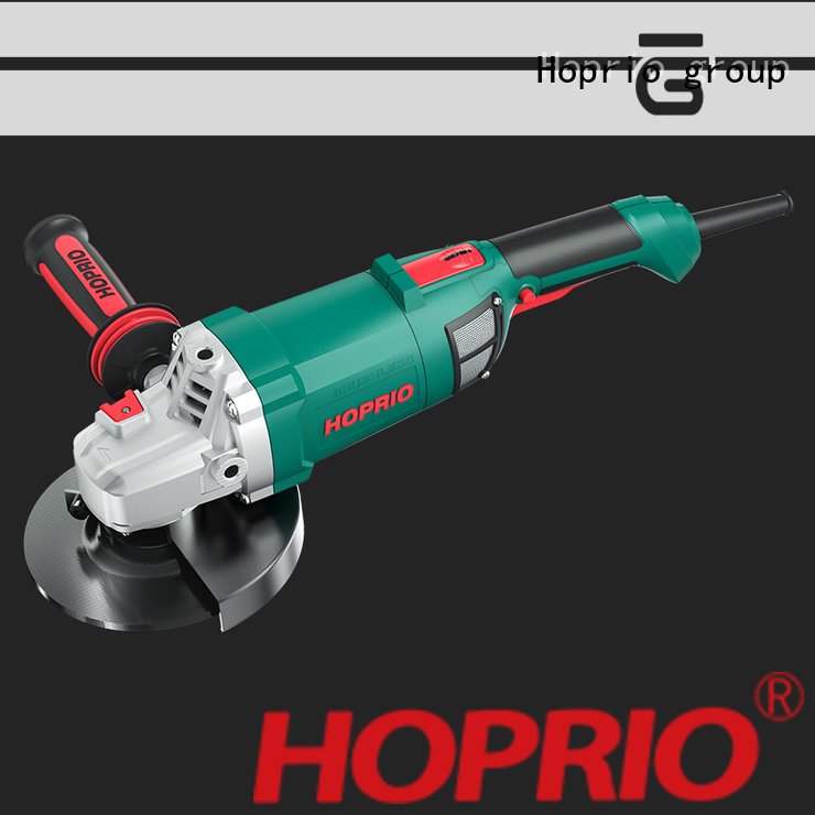 Hoprio wholesale angle grinder easy-opration competitive price