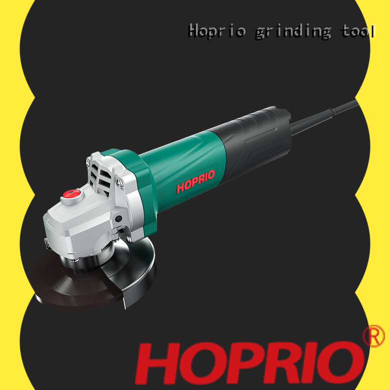 Hoprio wholesale battery angle grinder fast-installation factory direct