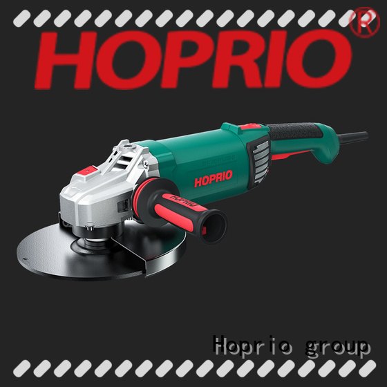 Hoprio bulk supply brushless angle grinder competitive price