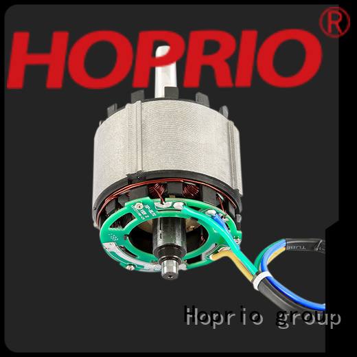 Hoprio high speed high voltage bldc motor industrial for medical equipment