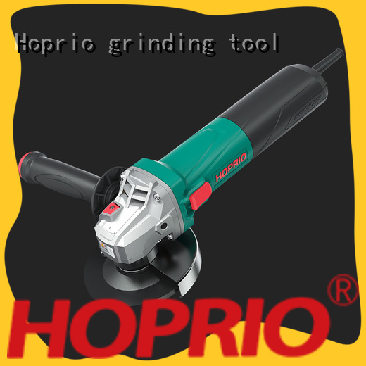 Hoprio manufacturing brushless angle grinder easy-opration competitive price